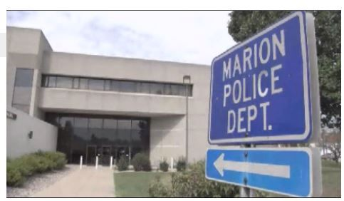 Marion's police department are now embracing CopDots technology to try to deter thieves.