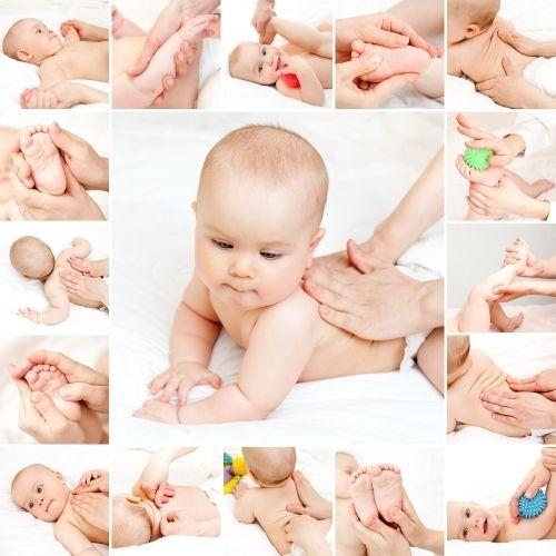 The Art of Baby Massage