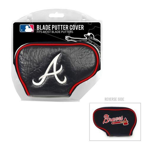 Atlanta Braves Golf Putter Cover - Blade Putter Cover
