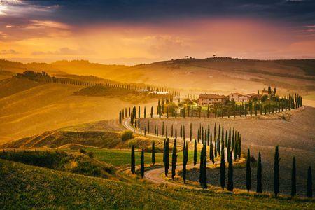 Tuscan Rain Photo by Angyalosi Beáta — National Geographic Your Shot