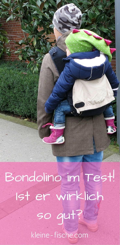 Hoppediz Bondolino Test: Was wir vermissen und wo die Bondolino Trage glänzt. Alles was ihr über den Bondolino wissen müsst und welche Alternativen es gibt.