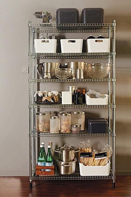 OMAR stellingkast   #IKEA #DagRommel #ijzer #kast #opberger #berging #zolder