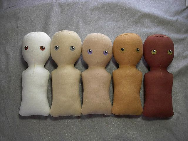 Doll tutorial