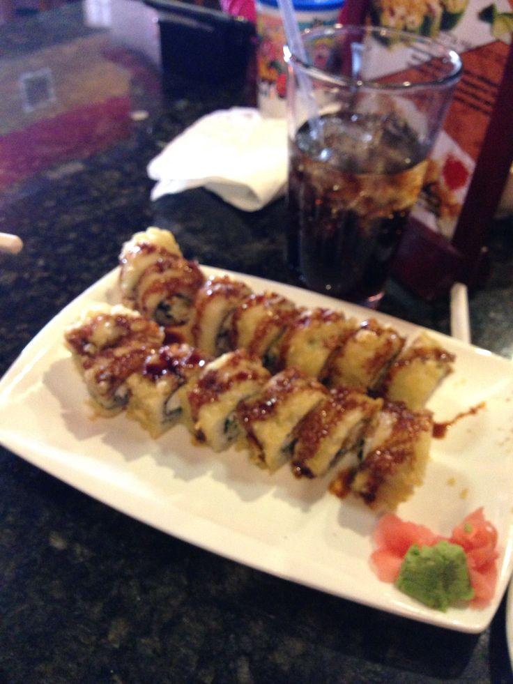Las vegas vegan sushi