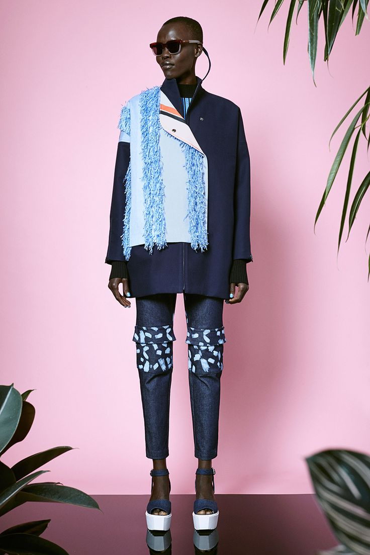Opening Ceremony Resort 2015. Read the review on Vogue.com.