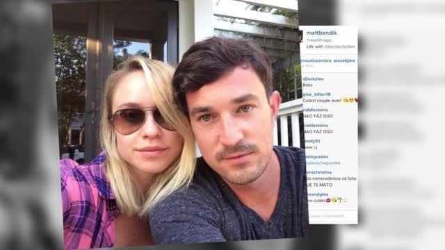 Matt Bendik, el novio de Becca Tobin la estrella de Glee, encontrado muerto