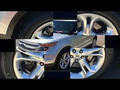 2013 Ford Explorer Limited in Daytona Beach FL 32124 #FieldsBMW #DaytonaBeach #Daytona #BMW