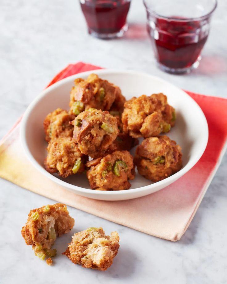 Air Fryer Stuffing Hushpuppies Recipe in 2020 Food