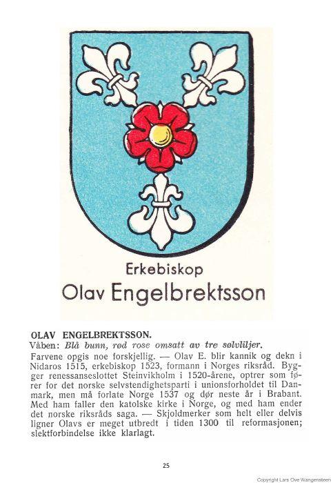 Erkebiskop Olav Engelbrektsson