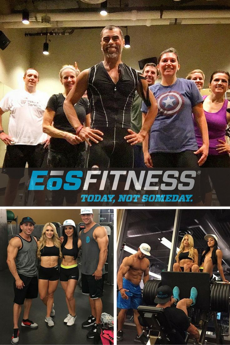 """""""We all have busy schedules, we don't have time to exercise..WE MAKE TIME TO EXERCISE!""""  Find the confidence to try at EOS Fitness! Enjoy a super-satisfying workout and experience group fitness classes like you've never experienced them before. Inquire today!"""