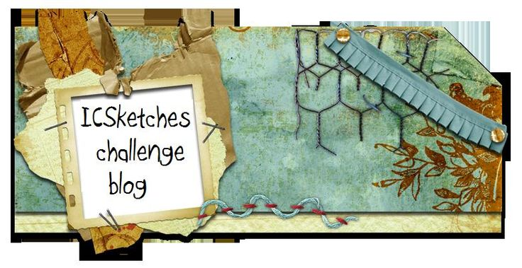 Inspirational Card Sketches blog - weekly challenge