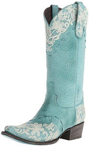 Lane Boots Women's Jeni Lace Western Boot