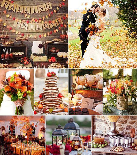 Temabröllop Höst / autumn, fall