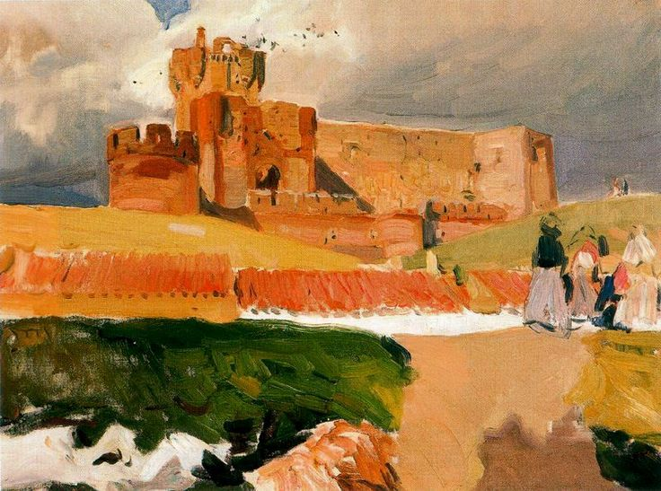 Castillo de la Mota Medina del Campo.