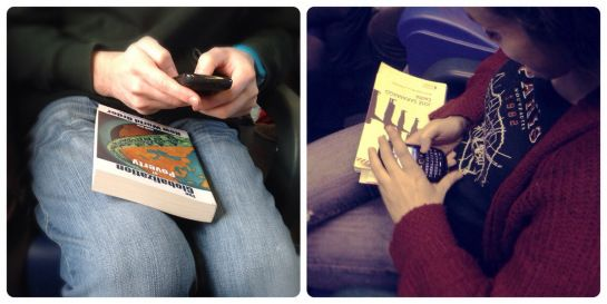 Libri e telefonini