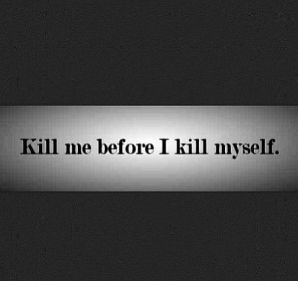 """She pushed the knife into his hand. """"Kill me"""" she pleaded, """"Before I kill myself"""". He looked at her, stunned. """"I couldn't possibly...""""  """"PLEASE!"""" she begged."""