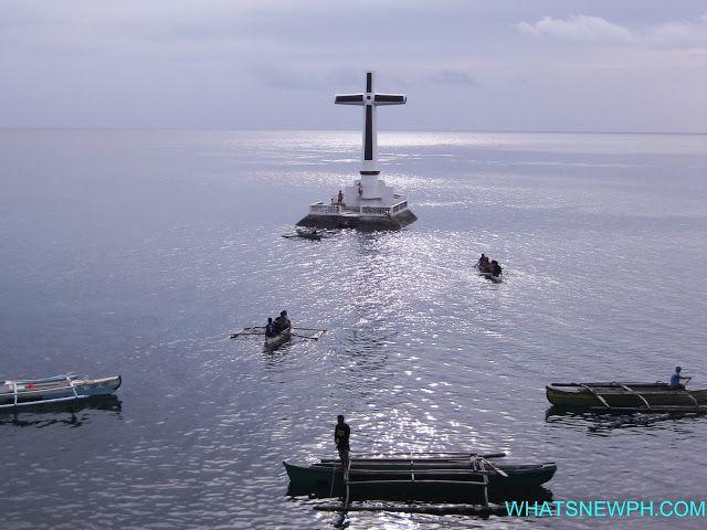 Sunken Cemetery Camiguin Island, Philippines