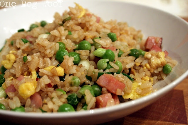 Homestyle Fried Rice | Fried Rice, Rice and Homemade Fried Rice