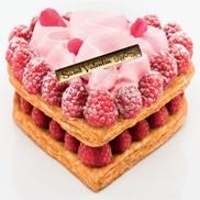 Lenôtre - Traiteur Saint Valentin - dessert saint valentin - Lenôtre: Idea, Valentines, Food, Lenotre Patisserie, Valentine Desserts, Pastry, Valentine S, Chief