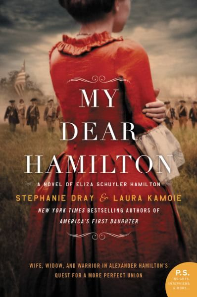 """""""Not since I read Erik Larson's Dead Wake have I had such an edge-of-my-seat immersion into historical events. [...] No study of Alexander Hamilton would be complete without reading this book."""" -Karen White, New York Times bestselling author From the New York Times bestselling authors of America's First Daughter comes the epic story of Eliza Schuyler Hamilton--a revolutionary woman who, like her new nation, struggled to define herself in the wake of war, betrayal, and tragedy. Haunting…"""