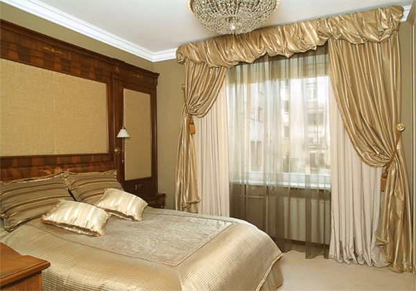 The design of curtains for bedrooms-11