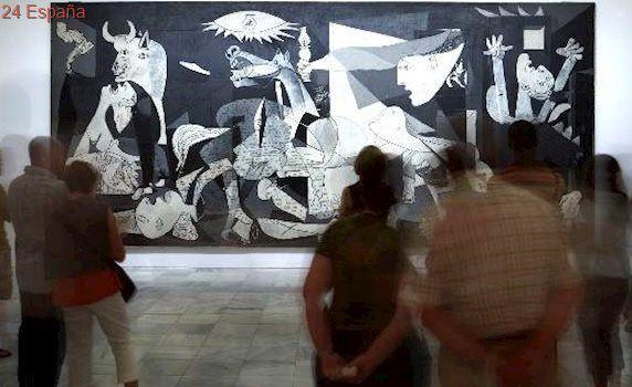 El 'Guernica' no se restaurará por el momento, según el director del Museo Reina Sofía