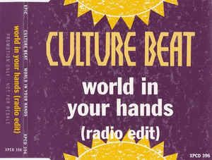 Culture Beat - World In Your Hands (CD) at Discogs