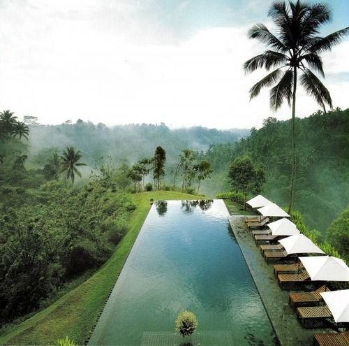 Awesome outdoor pool, Bali Take me here please.
