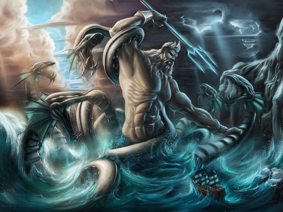 As the name implies, find out which Greek mythological creature you are.