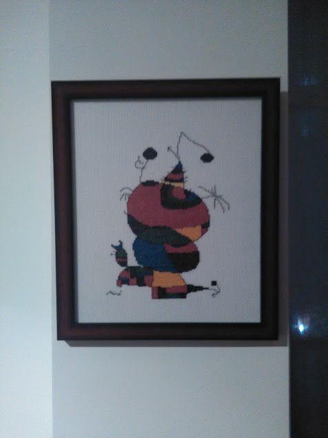 Miró, punto crucial