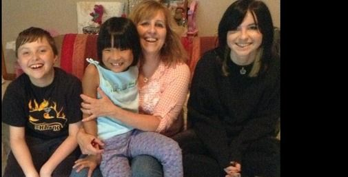 Cheryl Bacco is adopting from China. Help fund the adoption through AdoptTogether!