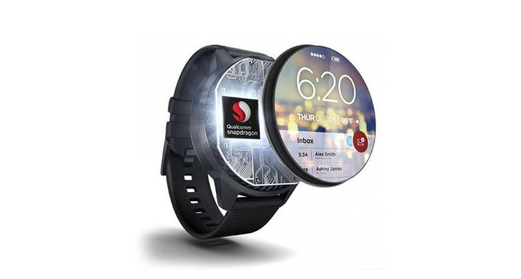 Qualcomm is looking to bring its chips to the smartwatch niche market