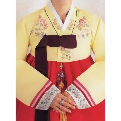 a korean hanbok to have in handy