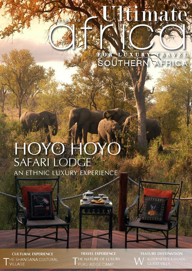 Ultimate Guide To Africa June 2015