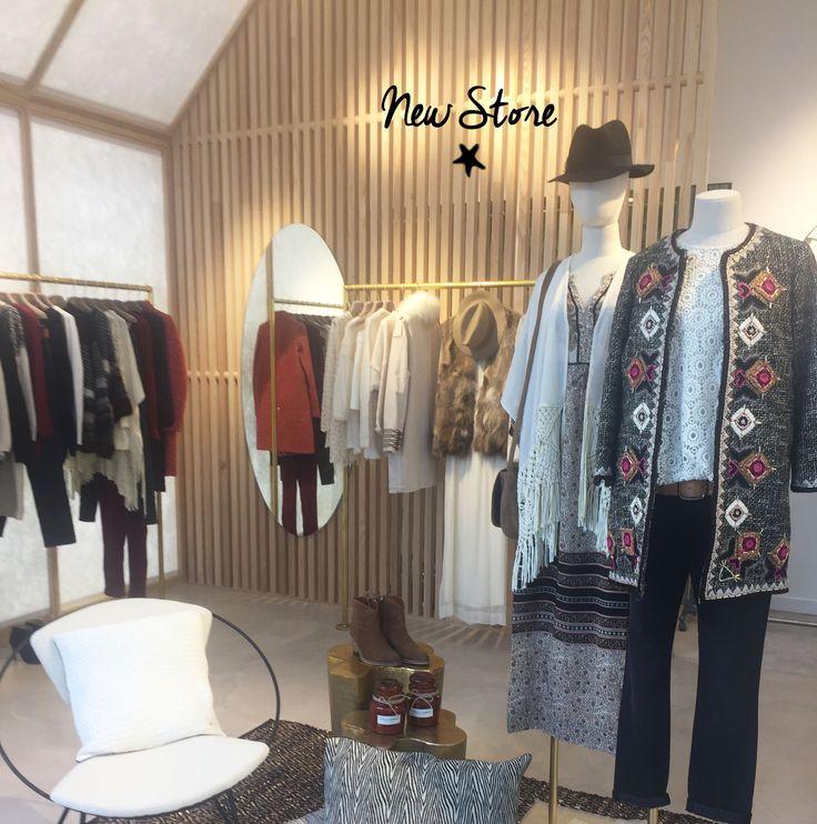 Nouvelle boutique Stella Forest, concept store à deux pas de la rue Saint Honoré à Paris #palaisroyal #newstore #stellaforest #flagship #fallwintercollection #cabane #stainthonoré #paris #boutique #conceptstore