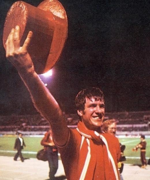 True Legend 35 Trophies Gorashfordutd Liverpool Legend: 90 Best Images About European Cup Final 1977 On Pinterest
