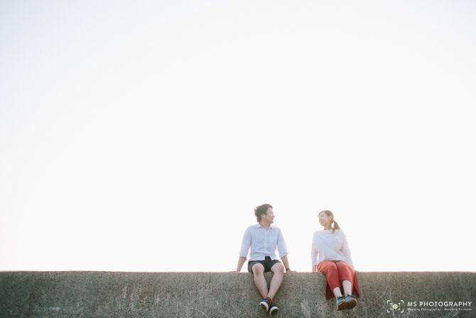 カップルフォト | 結婚式カメラマン 寺川昌宏 Web : www.ms-pix.com | #前撮り #結婚式 #カメラマン #結婚準備 #カップルフォト #カップル #コーデ #コーディネート #エンゲージメントフォト #私服 #結婚準備 #プレ花嫁 #wedding #bridal