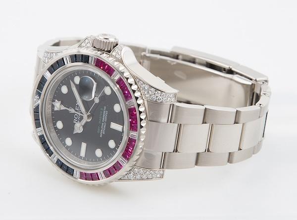 Rolex GMT Master II - 116759SARU #montredo #rolex #gmtmasterII #watches #vintage