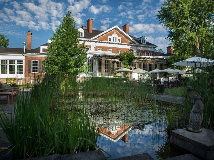 Langdon Hall Country House Hotel and Spa - Top 10 Resorts in Canada