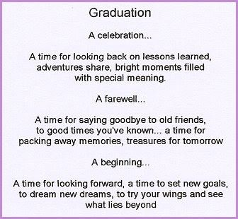 middle+graduation+quotes | high school graduation poem