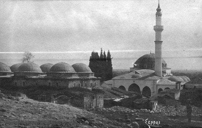 Όταν πρόσφυγες φιλοξενούνταν στο Εσκί ή Αττίκ Τζαμί των Σερρών