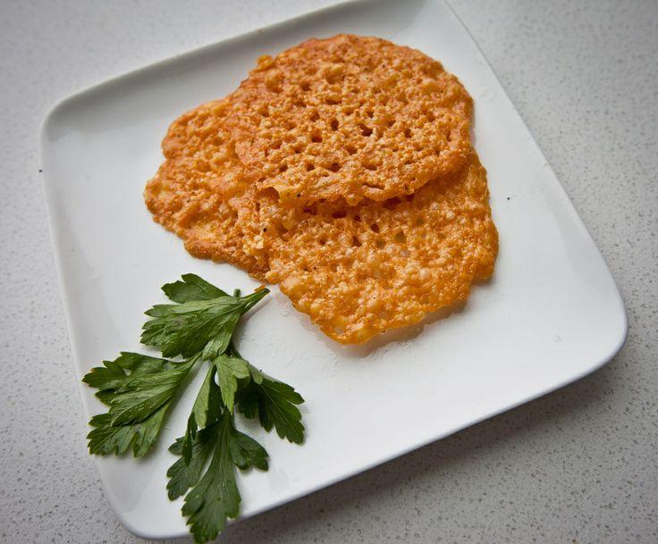 Parmesan Crisps | Soups | Pinterest