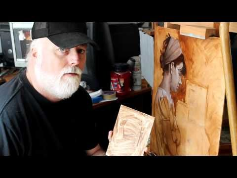 Dg Oil Painting Techniques Youtube