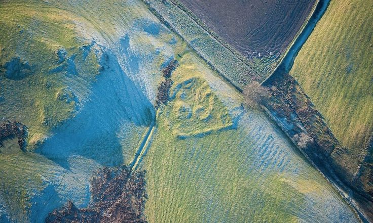 Top archaeological finds-from-the-air list shows aerial technology is transforming understanding of the past