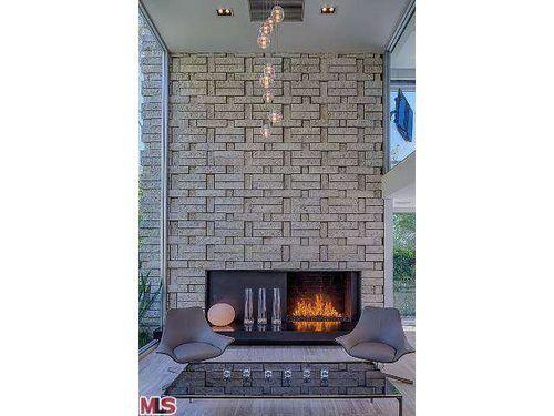 69 best Retro Fireplaces images on Pinterest   Midcentury modern ...