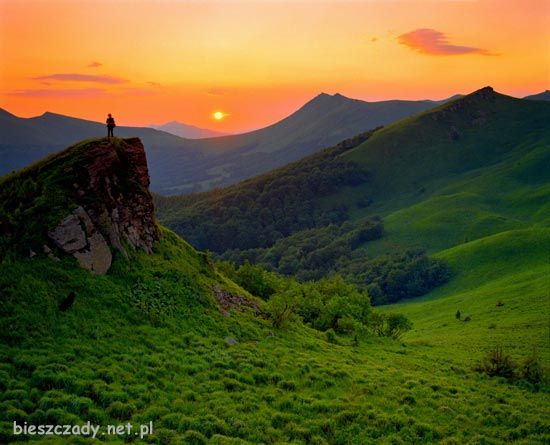 Bieszczady ,Poland. On my bucket list!