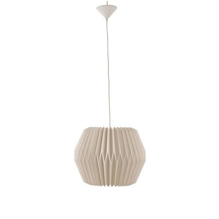 Suspension papier blanc 35ansfly · nestlight designdecorationcollectionlustre designpas cherchest