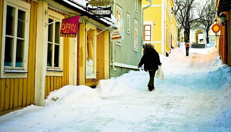 Repslagaregatan, Hudiksvall