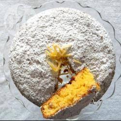 Torta caprese al limone @ allrecipes.it