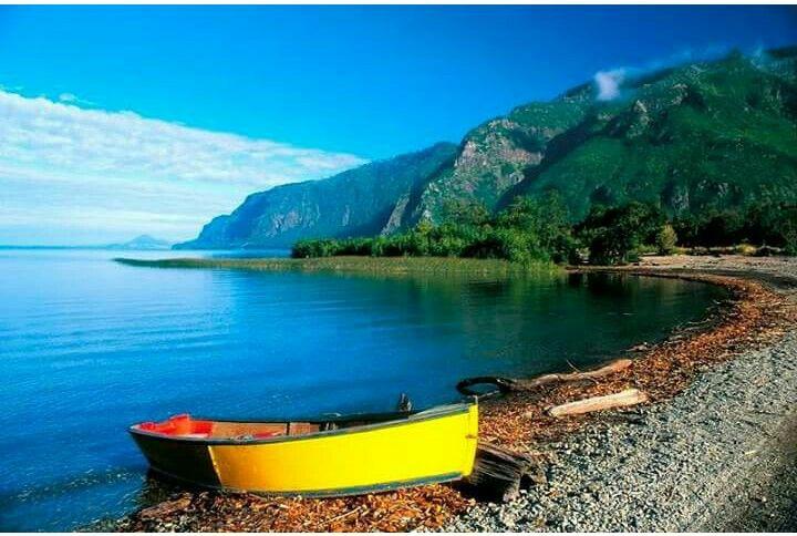 Lago Colico - Cunco (Temuco)